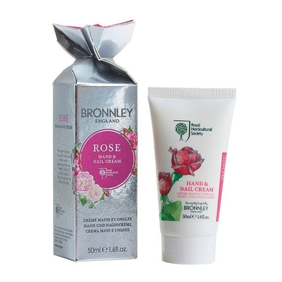 RHS Rose Hand Cream Cracker