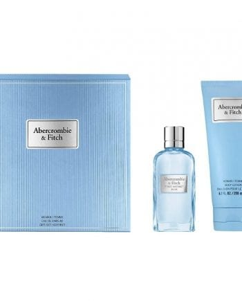 A&F First Instinct Blue Her Gift Set