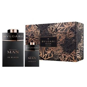 Bvlgari Man In Black Set 60ml + 15ml