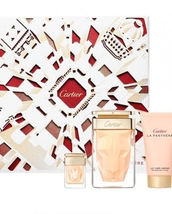 Cartier La Panthere 75ml set