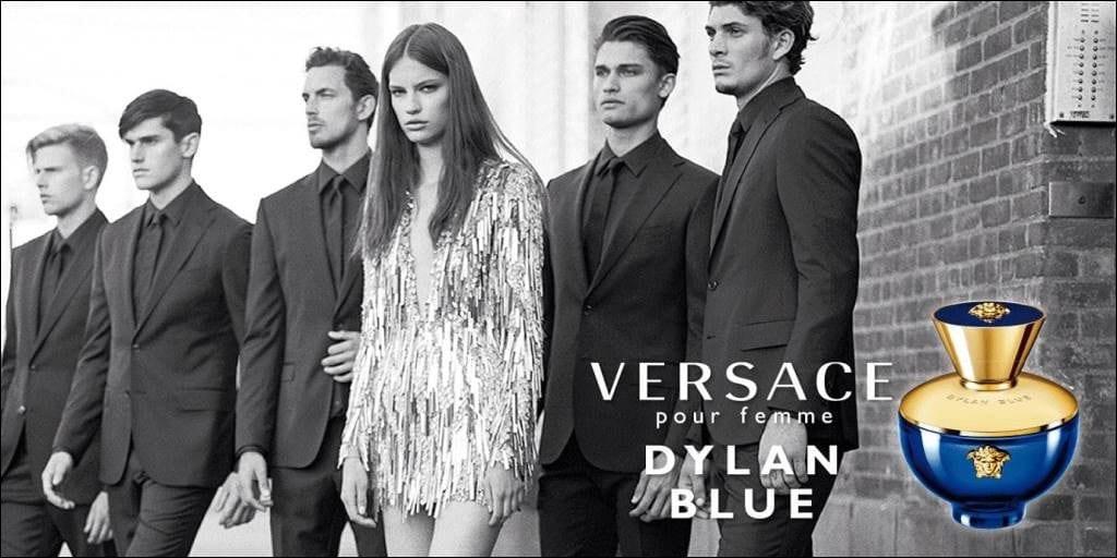 Dylan Blue Pour Femme Perfume