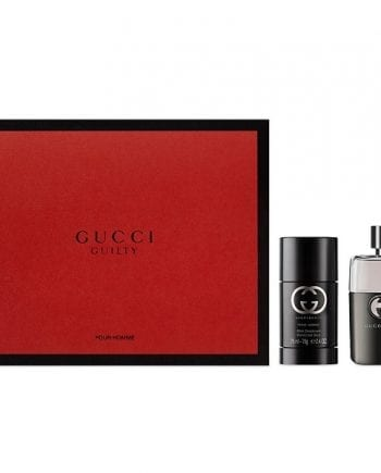 Gucci guilty pour homme 50ml gift set