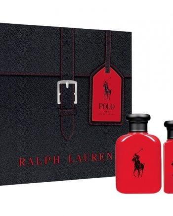 Ralph Lauren Polo Red Gift Set