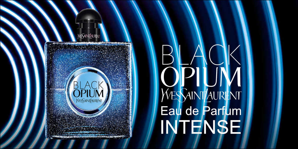 Buy Yves Saint Laurent Black Opium Intense Eau De Parfum