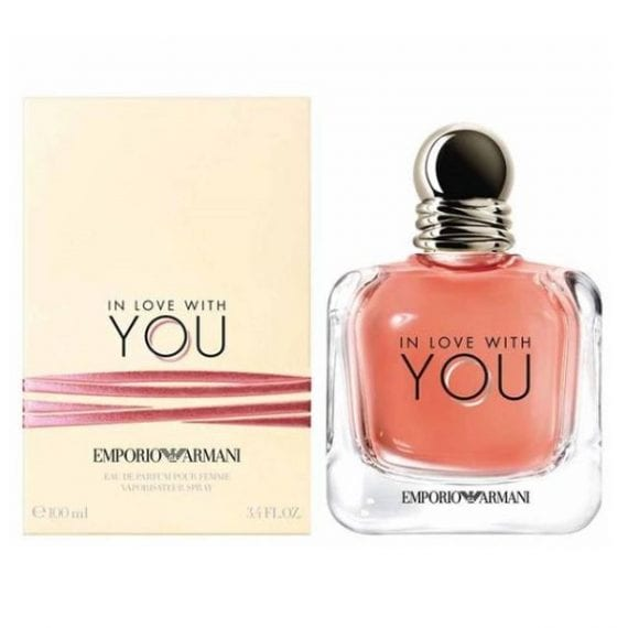 In Love With You 100ml Box