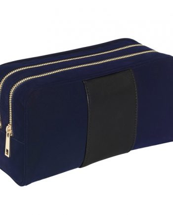 Paco Rabanne Blue Toiletry Bag