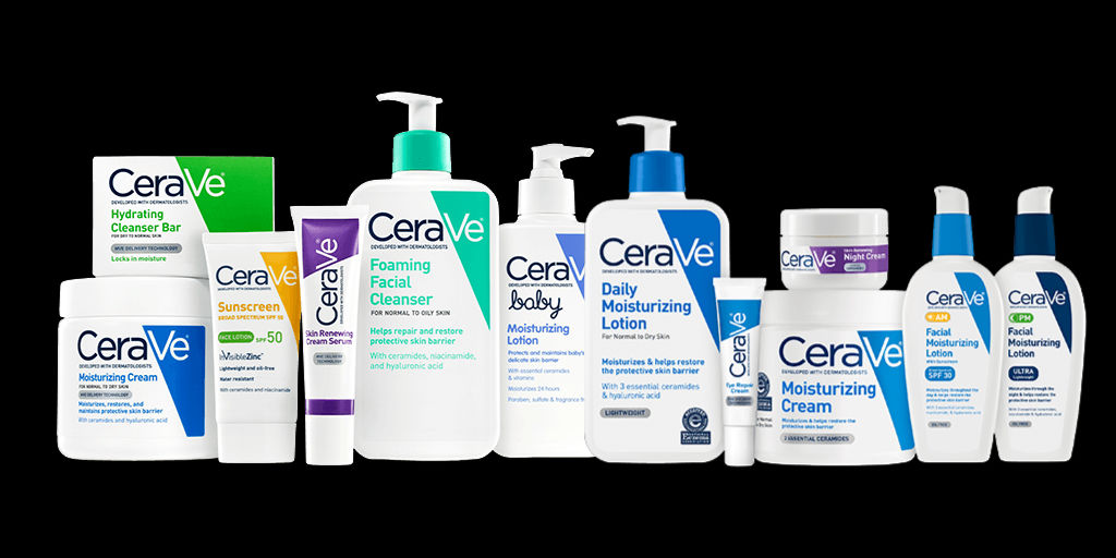 CeraVe Skincare products