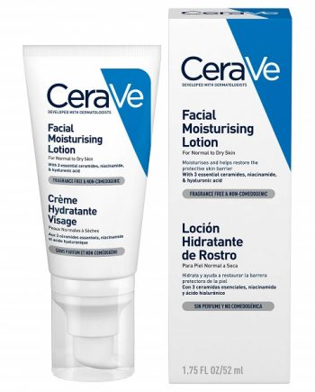 Facial Moisturising Lotion 52ml