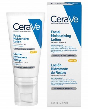 Facial Moisturising Lotion 52ml SPF25