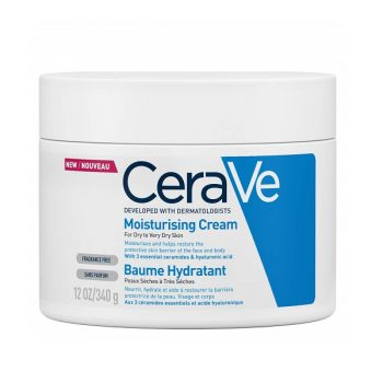 Moisturising Cream Jar 340g