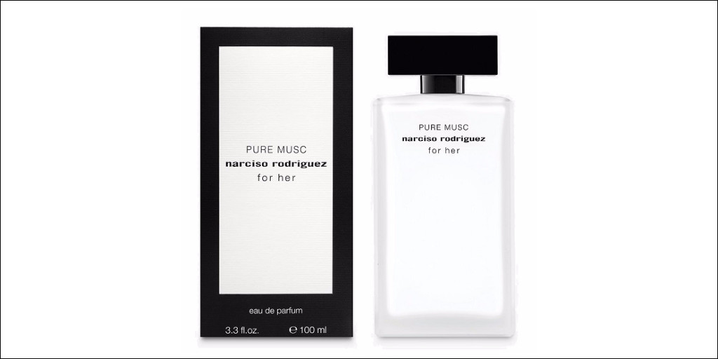 Narciso Rodriquez for her Pure Musc Eau de Parfum