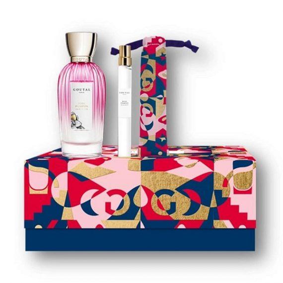 goutal rose pompon gift set