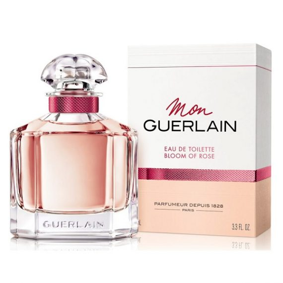 Mon Guerlain Bloom of Rose 100ml Box