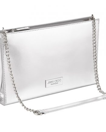 Jimmy Choo Silver Bag