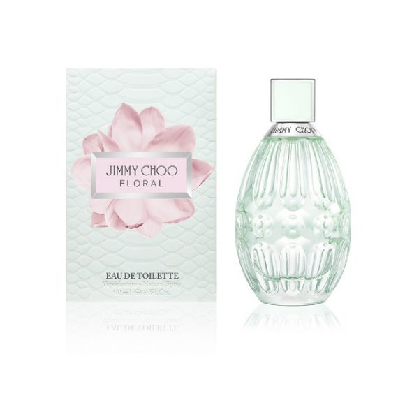 Jimmy Choo floral 90ml + Box