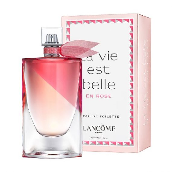 La Vie Est Belle En Rose 100ml + Box