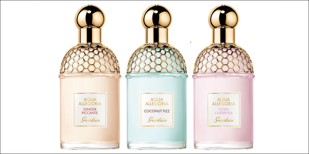 Guerlain Aqua Allegoria collection for 2019