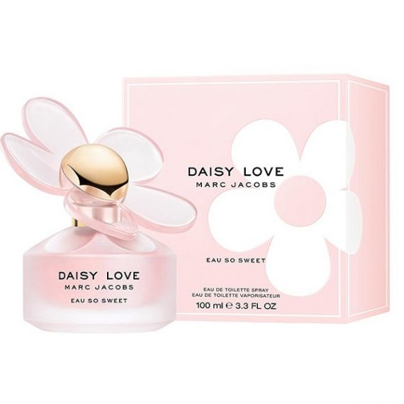 Daisy Love EAU SO SWEET 100ml+Box