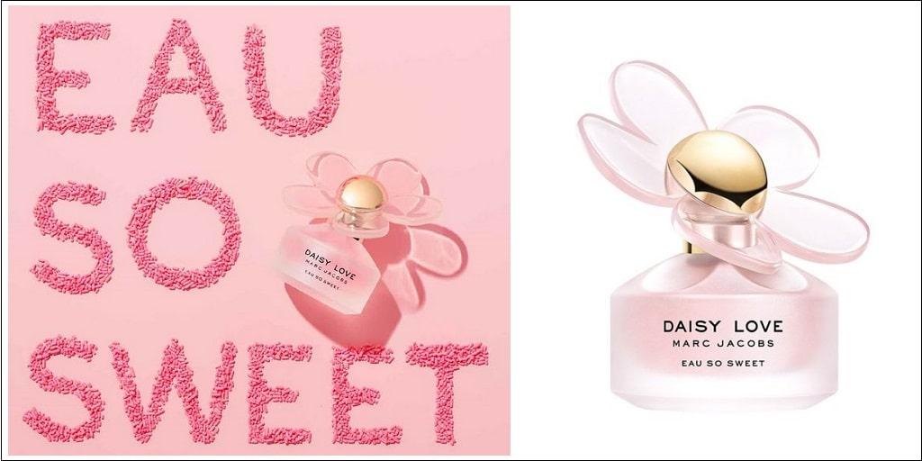 Daisy Eau So Sweet Perfume