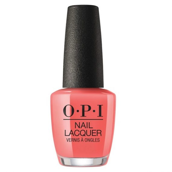 OPI Neon 2019 Orange You a Rock Star