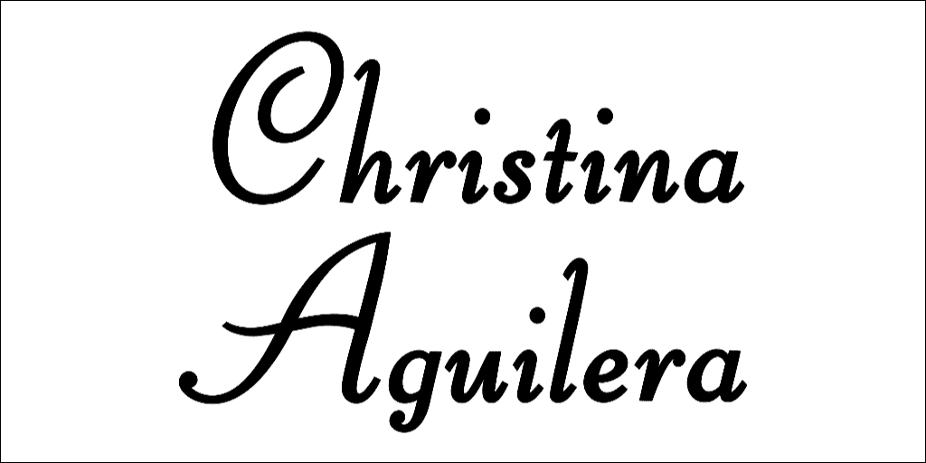 Christina Aguilera Perfume for Women