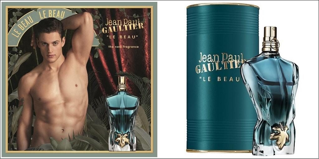 Jean Paul Gaultier Le Beau for men
