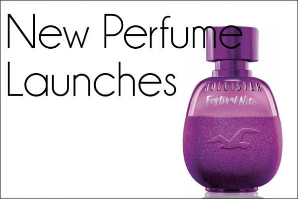 New Perfume Launches