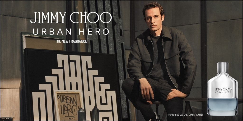 Jimmy Choo Urban Hero for Men