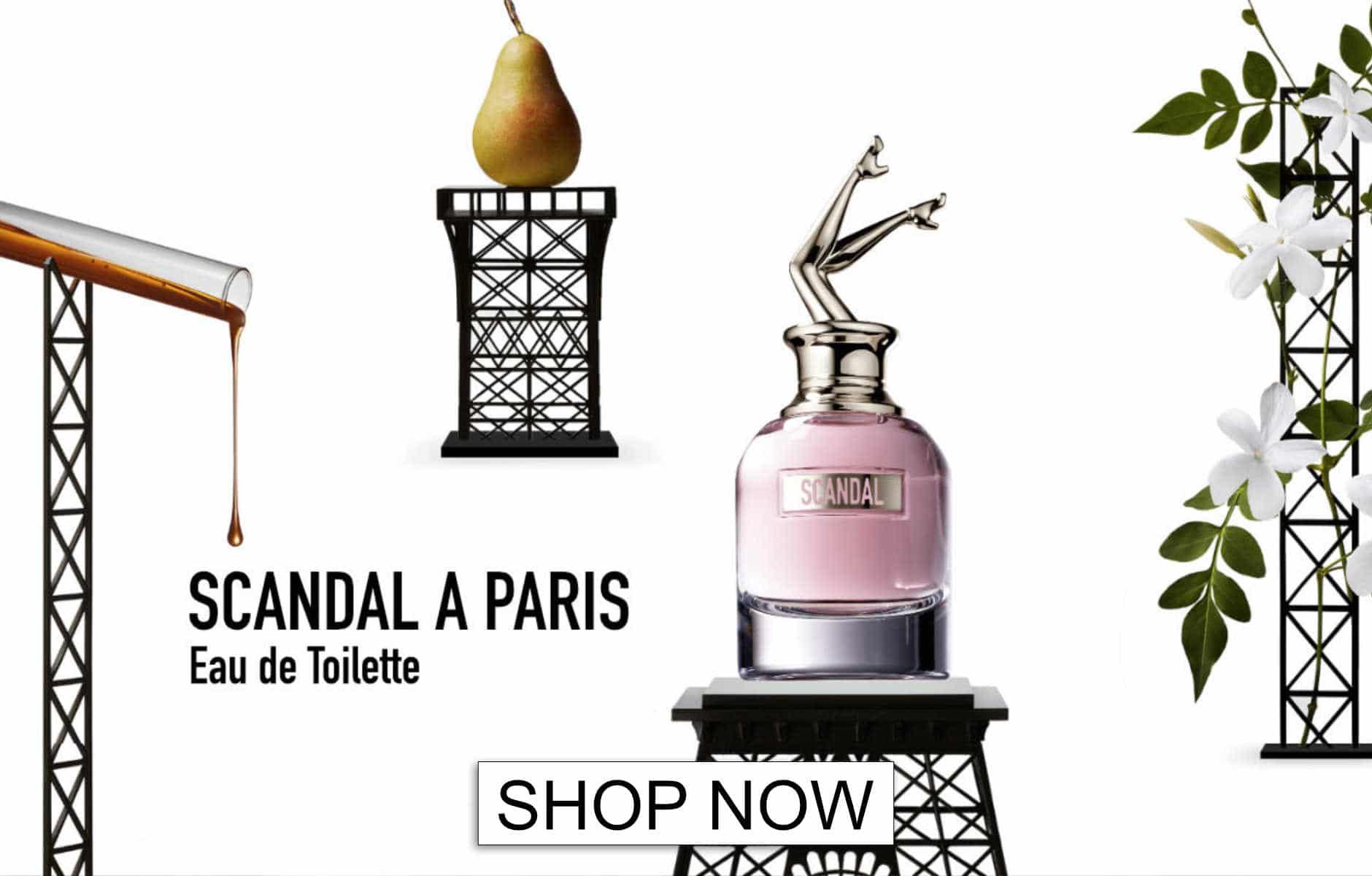 JPG Scandal A Paris Perfume