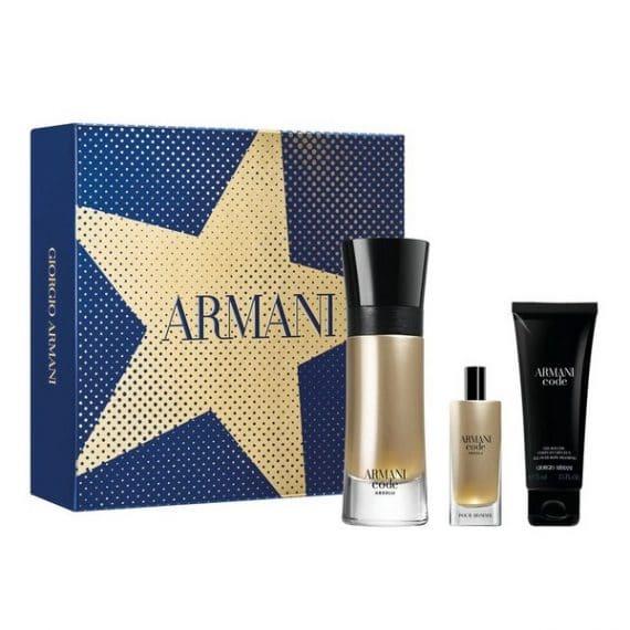 Armani Code Absolu Set