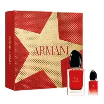 Armani Si Passione 30ml Set