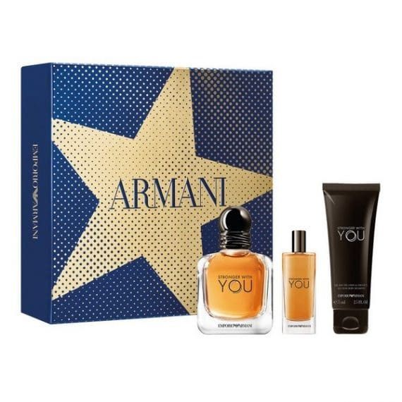Armani Stronger With You Set