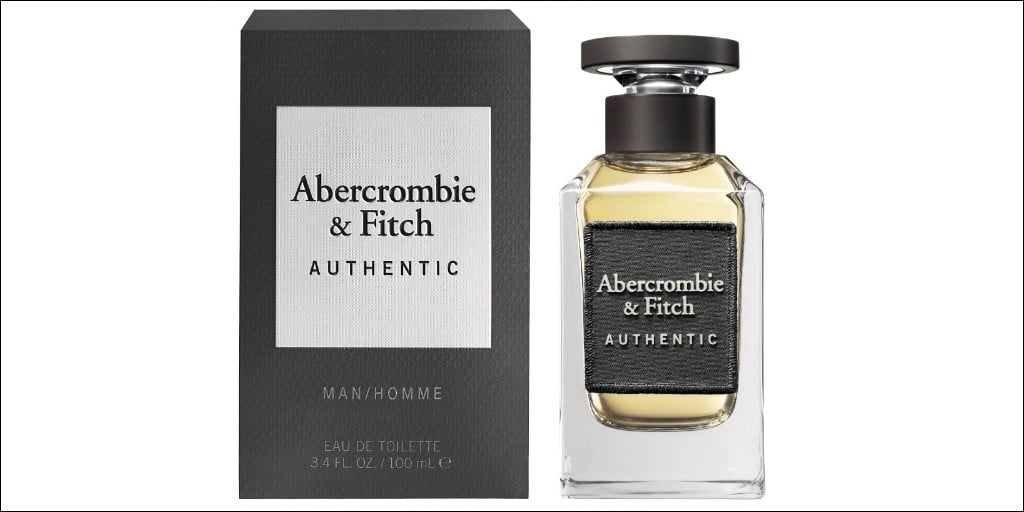 A&F Authentic Man