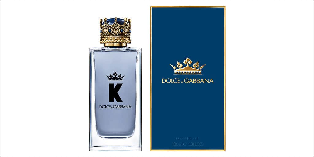 D&G K EDT for Men