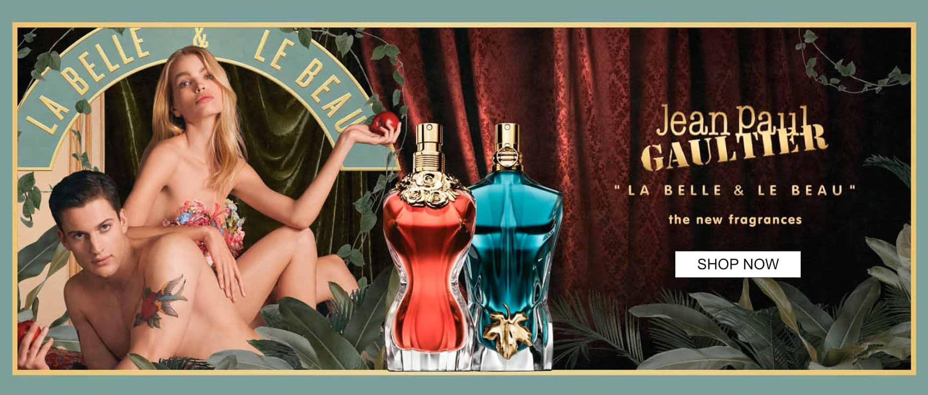 Jean Paul Gaultier Le Beau & La Belle - desktop