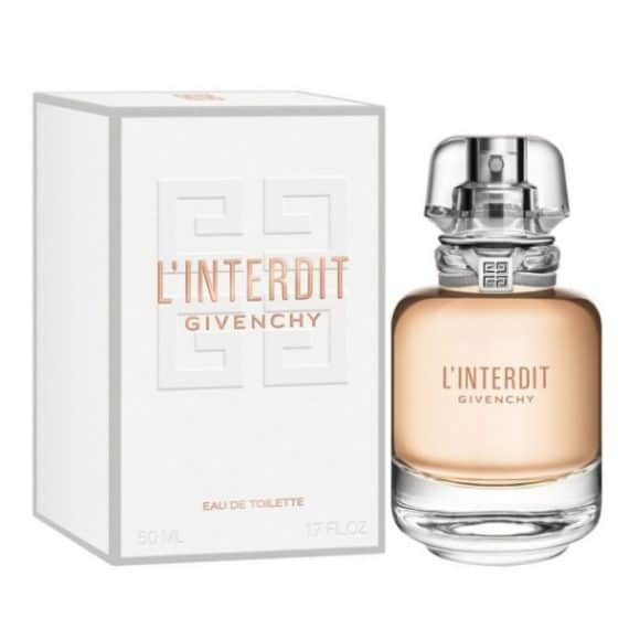 L'INTERDIT EDT 80ML BOX