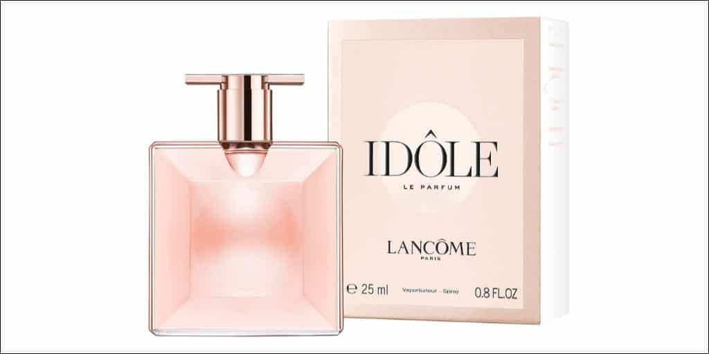 Lancome Idole Perfume & Box