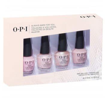OPI Sheers19 Mini Set