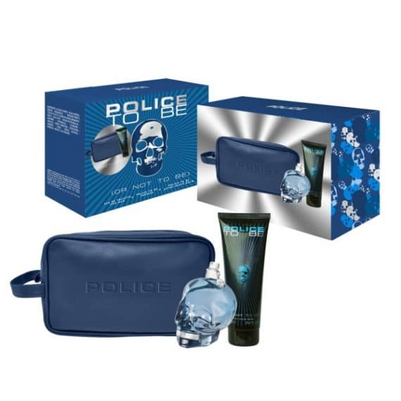 Police To Be Man Large Gift Set