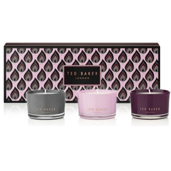 Ted Baker Residence Mini Candle Set
