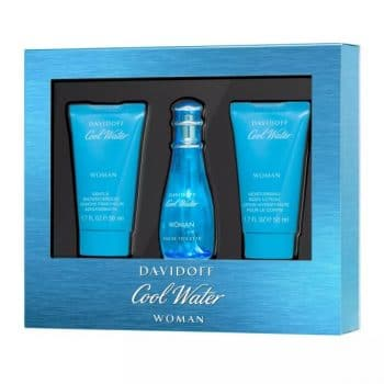 Davidoff Cool Water Woman 30ml Set