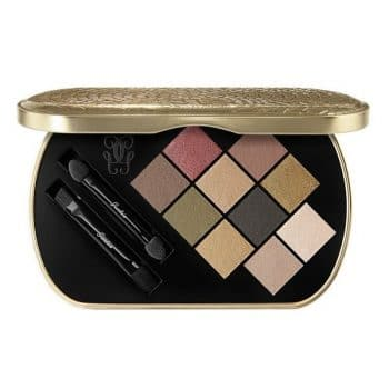 Guerlain Xmas Harmony of 10 eyeshadows