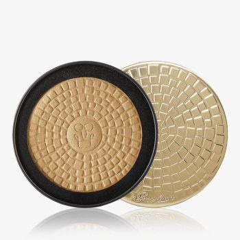 Guerlain Xmas Terracotta Goldenland Highlighting Powder