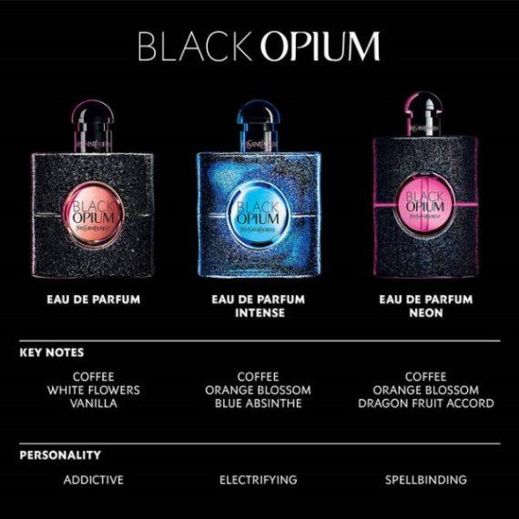 Black Opium Range