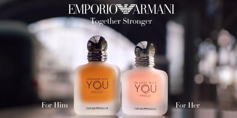 Valentines Armani