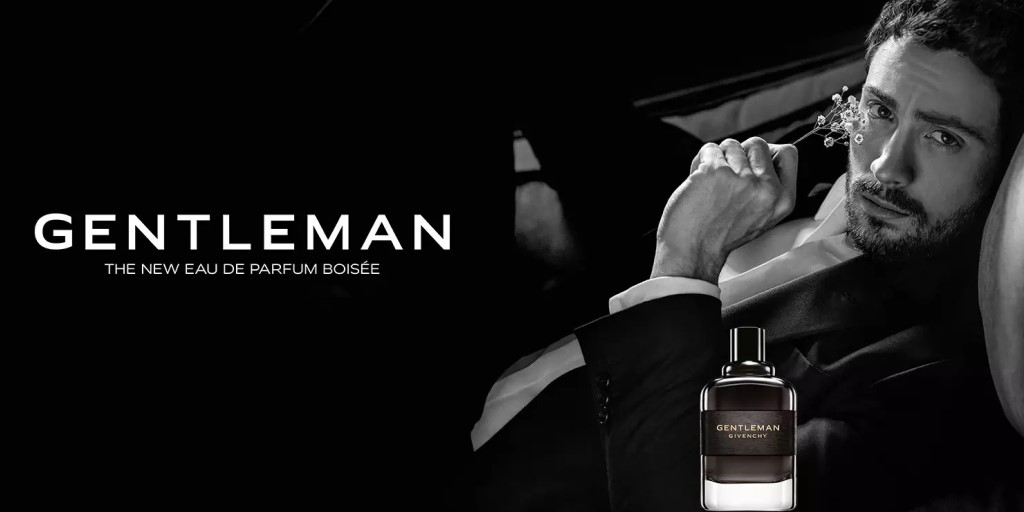 Gentleman Givenchy Boisee Banner