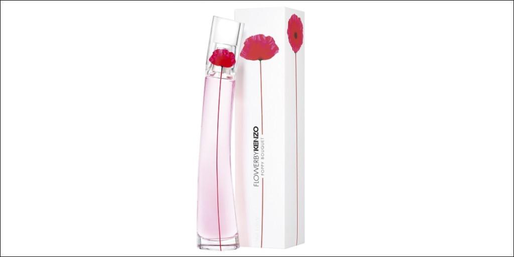 Kenzo Poppy Bouquet Header