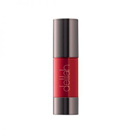 delilah matte liquid lipstick - FLAME