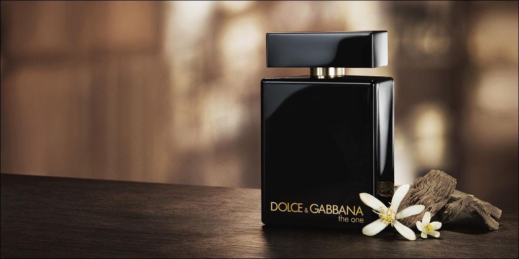 D&G the one for men parfum intense