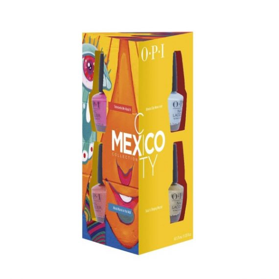 OPI Mexico City Collection Mini Gift Set